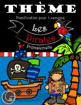 Thème Les Pirates