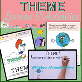 Theme Lessons and Activities, and Visual Lesson Plan Guide