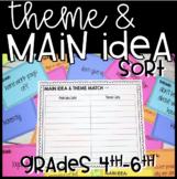 Theme & Main Idea Sort