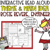Finding Theme Read Aloud and Comprehension Activities - Ro