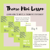 Theme Mini Lesson (Google Slides)