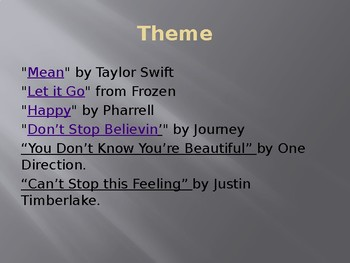 """Theme Mini Lesson- Mentor Text """"The Back of the Bus"""""""