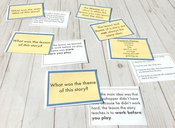 Theme Mini-Unit: Presentation and Quizzes