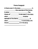 Theme Paragraph Outline