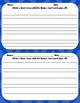 Theme Paragraph Writing Tickets