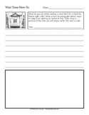 Theme Park How-To Paragraph Writing