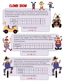 End of Year Theme Park Math ~ Common Core Middle School Math Standards Review