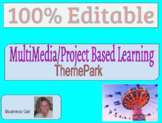 Theme Park Multimedia Marketing Entrepreneurship Project PBL