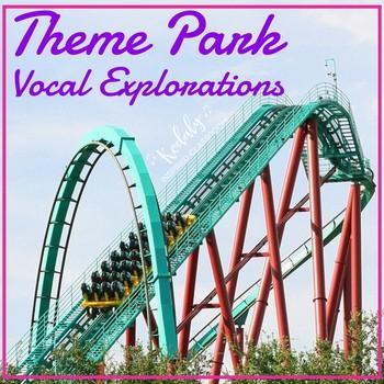 Vocal Exploration {Theme Park}