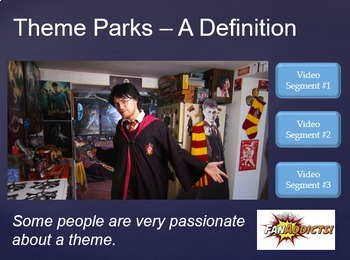 Theme Parks: Marketing the Magic!