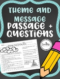 Theme Passage and Questions