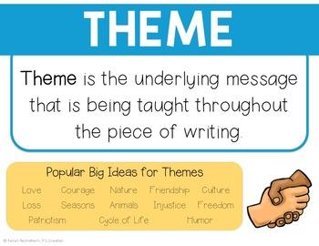 Theme Poster FREEBIE