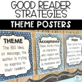 Theme in Literature Poster Set