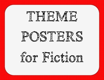 Theme Posters for Fiction