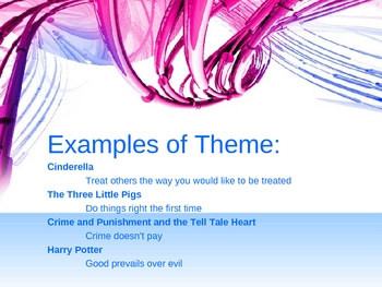 Theme PowerPoint