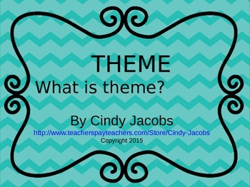 Theme PowerPoint Figurative Language