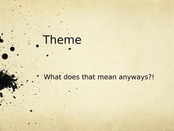 Theme Powerpoint