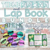 Theme Project, Lap Book, Theme Hunt Game and  Graphic Orga