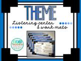 Theme - QR Listening Center and Work Mats
