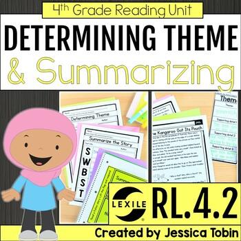 Theme RL4.2, Determining Theme in Literature Text