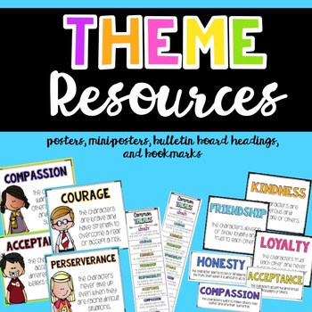 Teaching Theme Resources