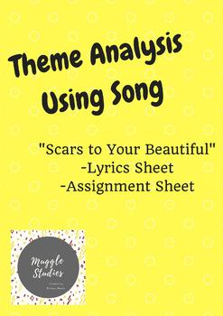 Theme Song Analysis