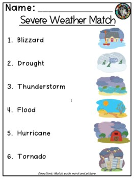 "Primary STEM Theme - Spring/ Severe Weather - ""Weather Ready"""