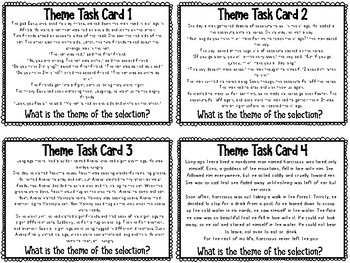Theme TASK CARDS (+ Cooperative Games)