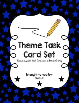 Theme Task Sheets -- Simple Introduction, Practice, and Application