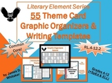 Theme Teaching Universal Theme Cards Common Core Literature