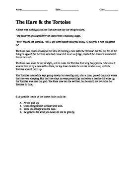 Theme-Worksheet/Test/Activity