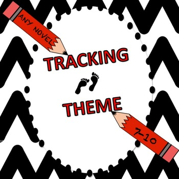 Theme Trackers for Any Novel