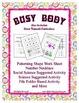 Theme Unit - My Busy Body -  Preschool & Daycare - Caring