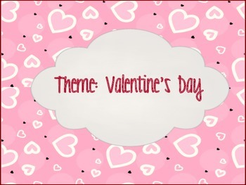 Theme: Valentine's Day