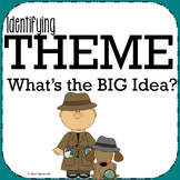 Theme-What's the BIG Idea? Using Picture Books