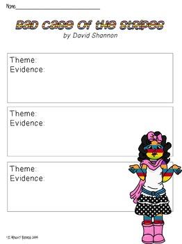 Theme-What's the BIG Idea? Using Picture Books