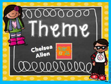 Theme - anchor charts
