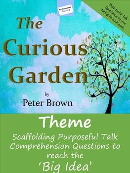 Theme and Accountable Talk: The Curious Garden