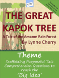 Theme and Accountable Talk: The Great Kapok Tree