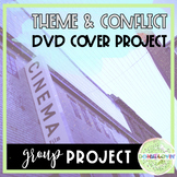 Theme and Conflict DVD Cover Project [great for any novel