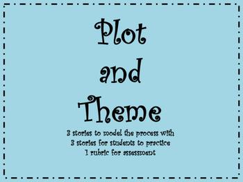 Theme and Plot Mini-Unit