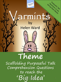 Theme and Accountable Talk: Varmints by Helen Ward