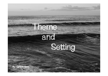 Theme and Setting