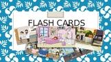 Theme based communication Flash cards