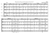 Theme from Pomp and Circumstance March No. 4 by Elgar arra