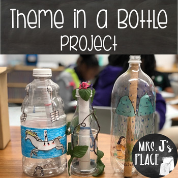 Theme in a Bottle Project