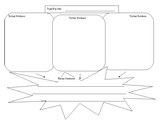 Theme/main idea organizer