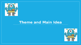 Theme vs. Main Idea