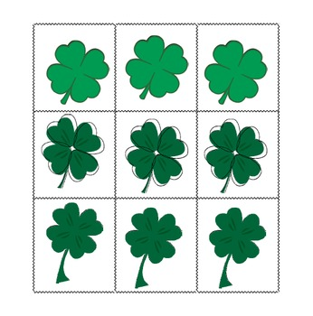Thanksgiving, Winter, Valentine's Day, & St. Patrick's Day Basic Concept Books