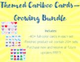 Themed Cariboo Cards - GROWING BUNDLE